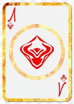 撲克牌∂1∂diamond(越南)