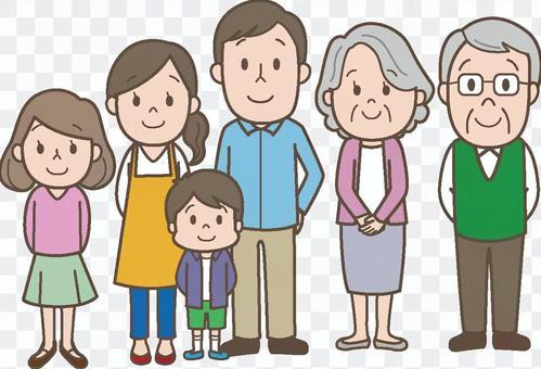 第三代家庭