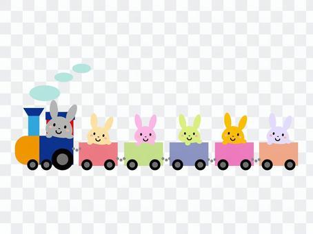 火车Usagi