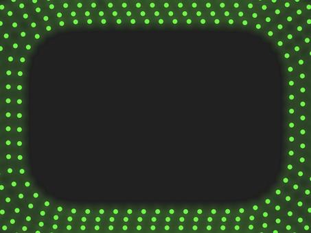 照明圓角框B:綠色