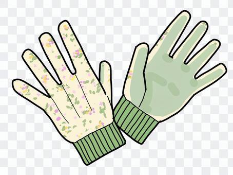 Horticultural agriculture gloves