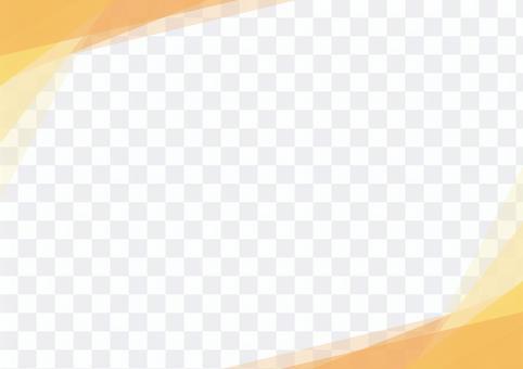 Background back light orange