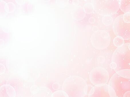 光の背景・ピンク
