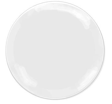 玻璃膜玻璃圓頂觸點