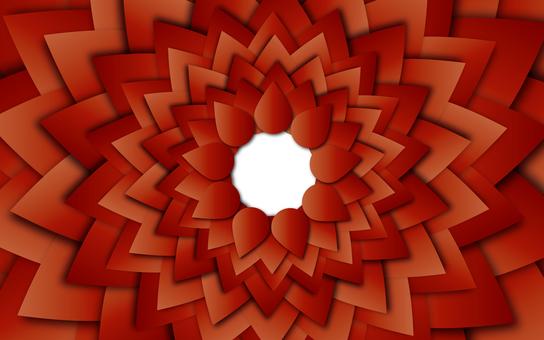 背景材料簡單的圖形圖案紅色