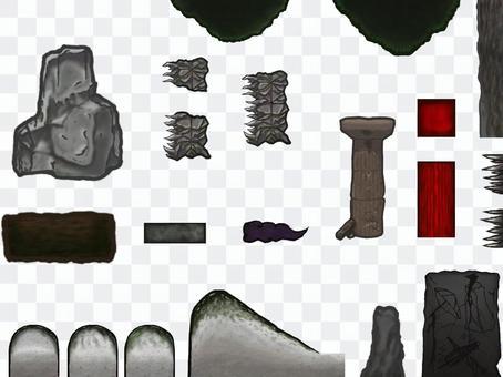 ゲーム素材セット(2D)