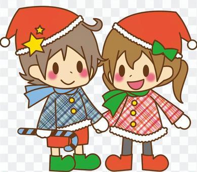 Men & Women * Christmas