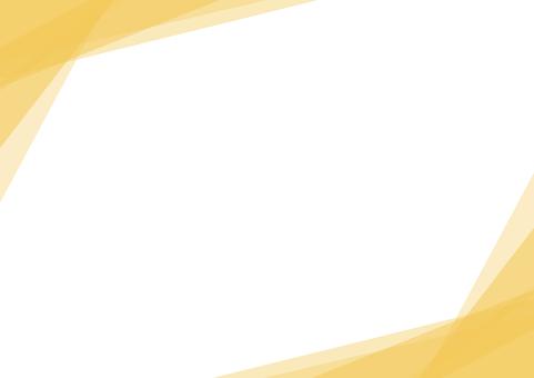 Background back frame light gold