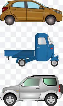 自動車 セット
