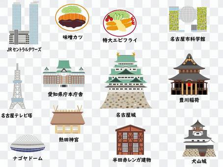 Aichi tourist destination