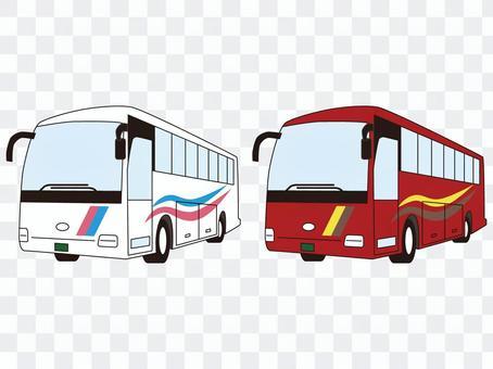 巴士觀光巴士大型巴士