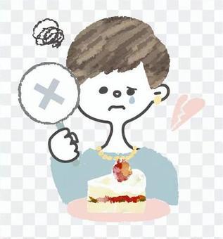 [簡短]飲食限制