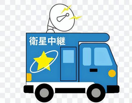 衛星交通車輛