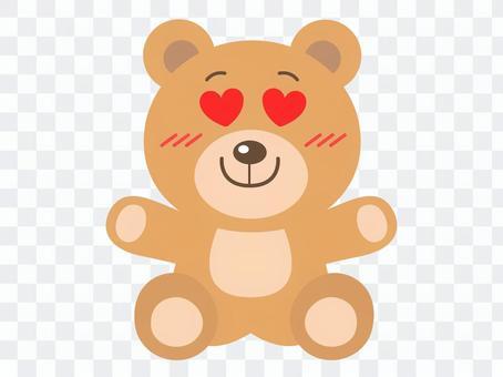 熊毛绒动物09