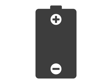 Large battery icon