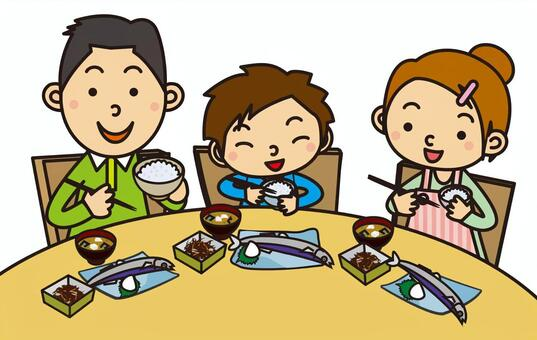 Family meal (meal)