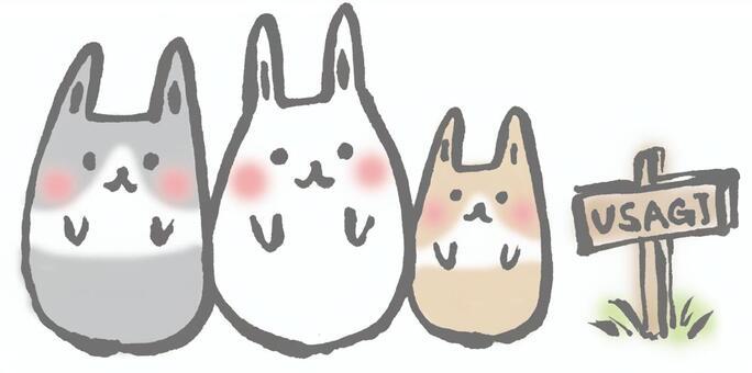 Usagi family