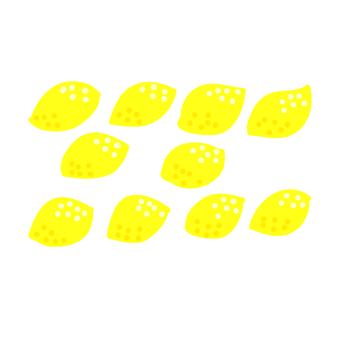 10個檸檬的維生素C