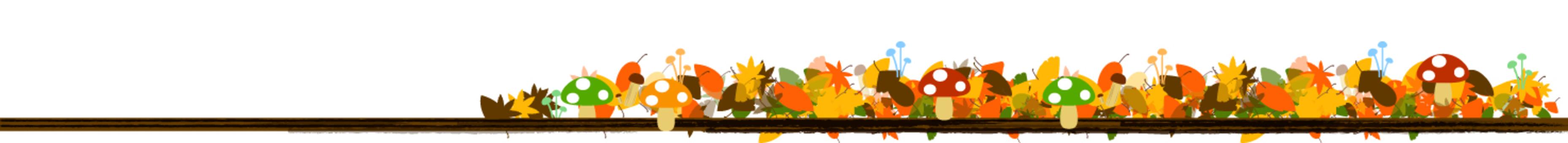 Title Decoration Autumn