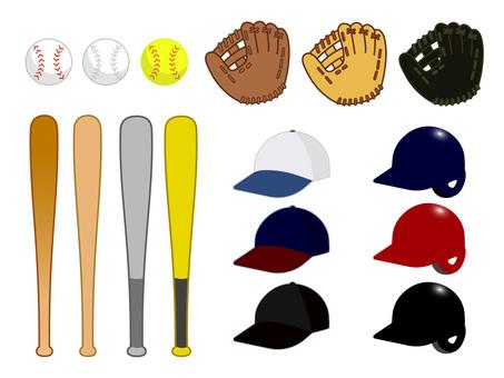 Baseball illustration summary