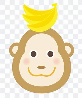 好奇和香蕉