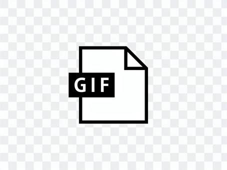 簡單的GIF圖標
