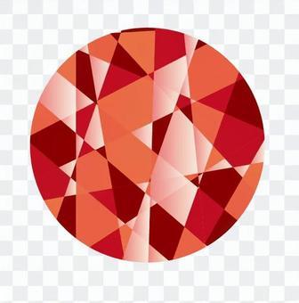 首飾 - 紅