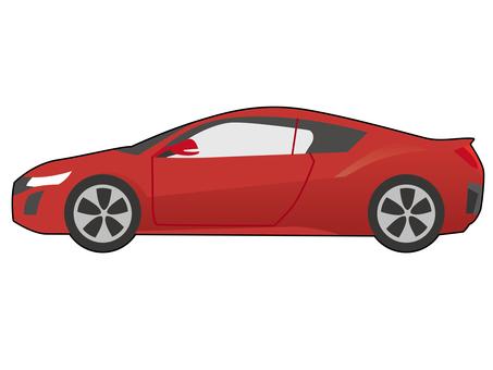汽車插圖 M