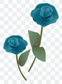 Rose · Blue Rose