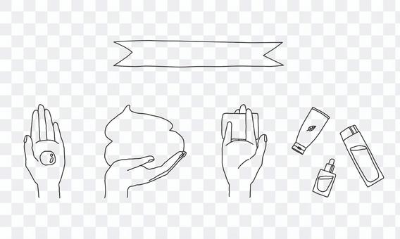 Skin care / hands