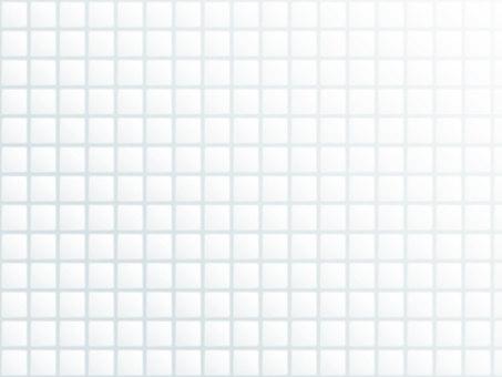 白色瓷磚模式