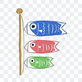 鯉魚旗和兒童節