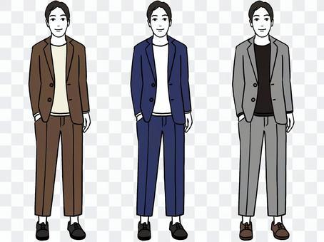 Fashion_setup男士