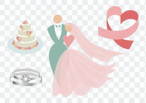 婚礼素材集