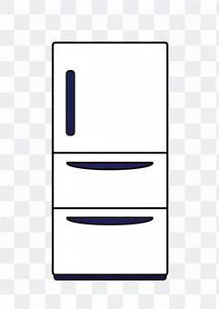冰箱(白色)