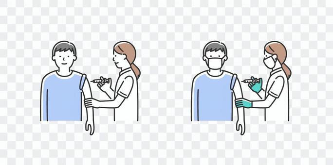 疫苗/接種疫苗的人01