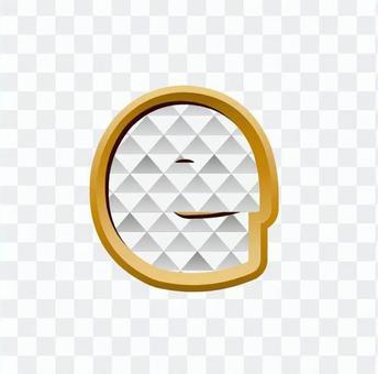 E (lower case)