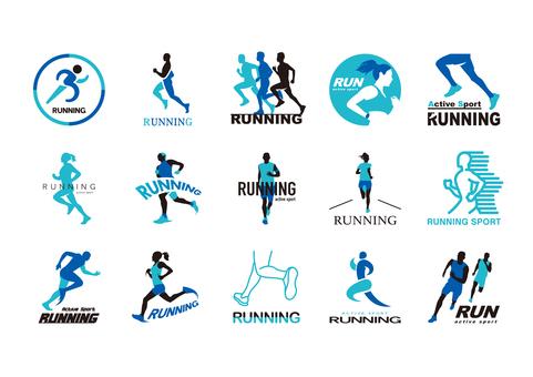 跑步標記-顏色