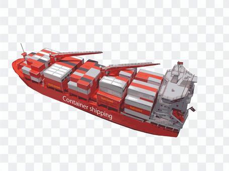 集裝箱運輸車