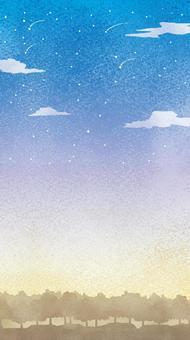夜空の壁紙03