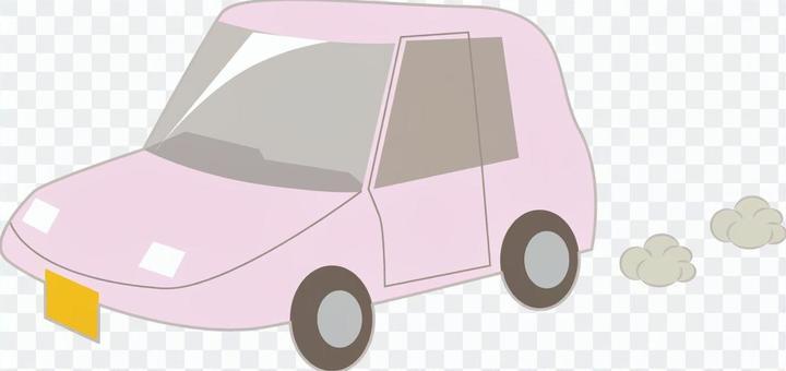 微型車的例證