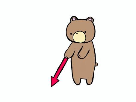 Yagurushi和熊2 2