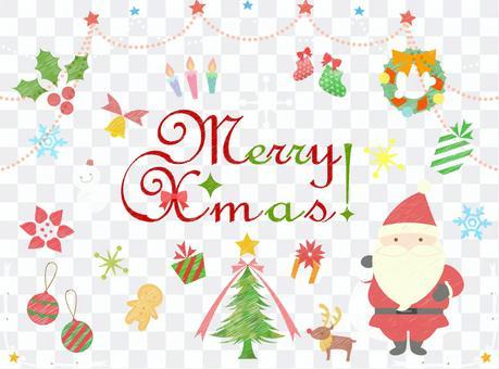 聖誕節材料-2