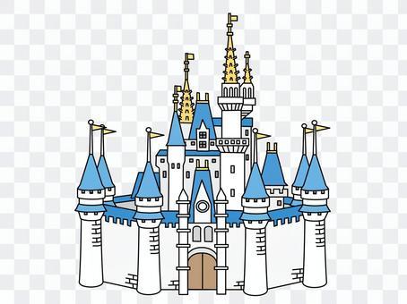 灰姑娘(灰姑娘城堡)