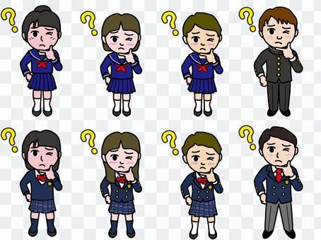 Ichi A_初中和高中學生的全身17_問題02