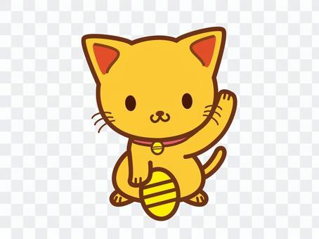 邀请猫(金钱)