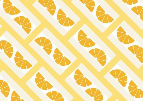 橘子三明治