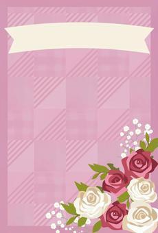 花卡粉红色02