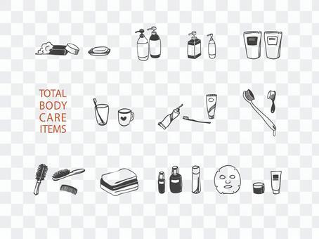 身體護理用品