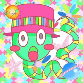 Shima-kun of the worldside world (jpg only)